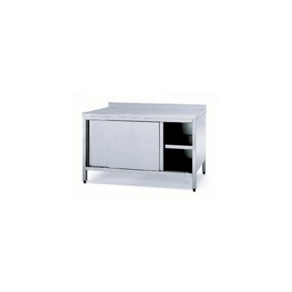 meuble bas inox adoss boutique les ateliers de la queille. Black Bedroom Furniture Sets. Home Design Ideas