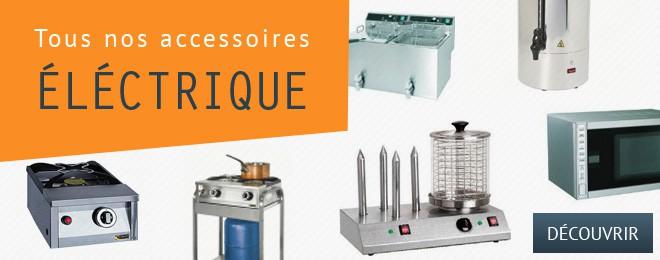 Equipement inox pour professionnels boutique les ateliers de la queille - Materiel electrique discount ...