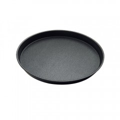 TOURTIERE RONDE UNIE ANTI-ADHERENTE (par lot de 3, sauf diamètre 120 mm par lot de 12)